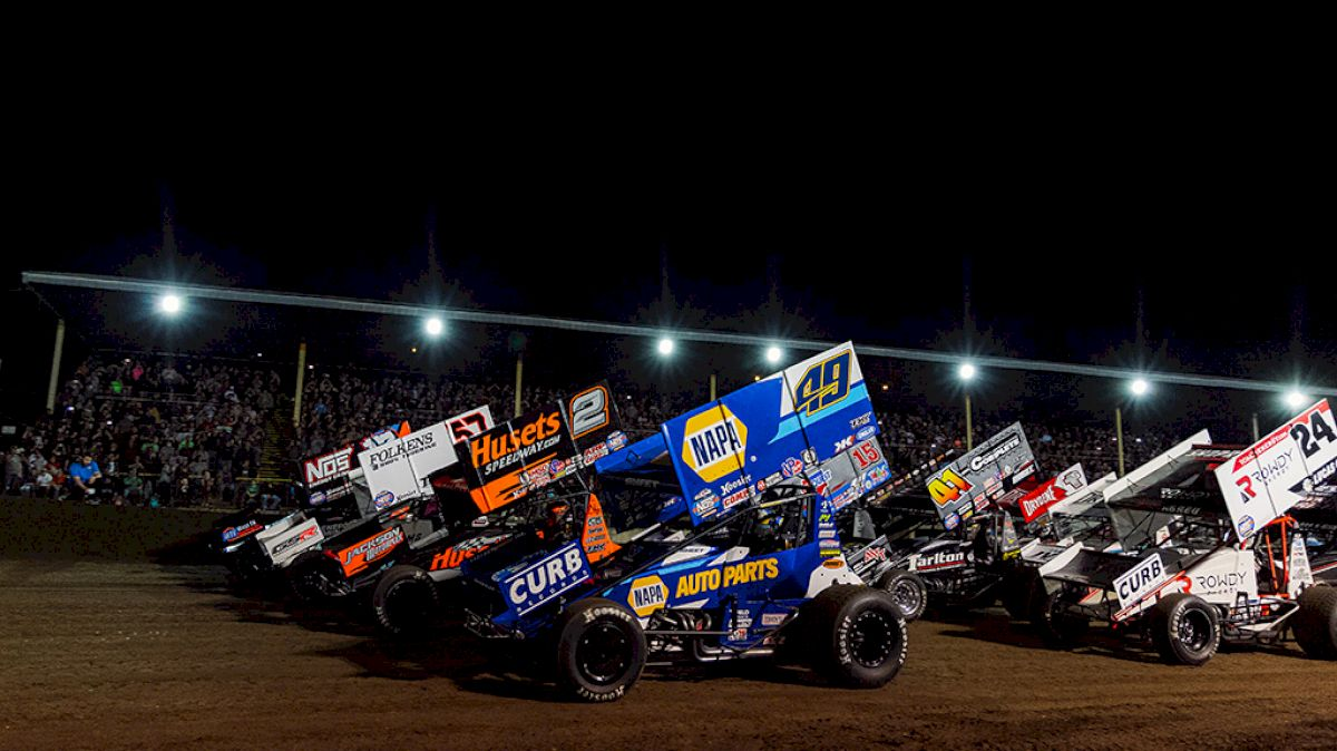 World of Outlaws Sprint Cars, The Ultimate Test of Championship Purity