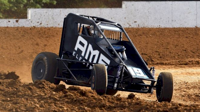 Thorson Trounces Field for 3rd Career LPS IMW Win
