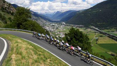 Highlights: Tour de Suisse Stage 5