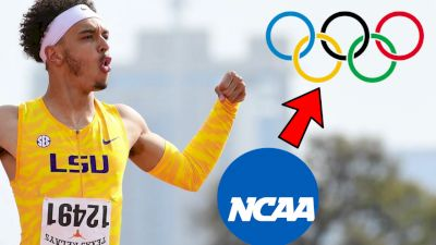 LSU's Terrance Laird Going From NCAA Titles To Olympic Medals