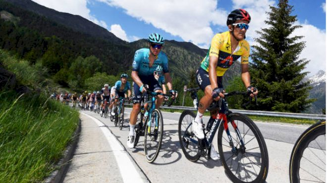 Replay: 2021 Tour de Suisse Stage 6