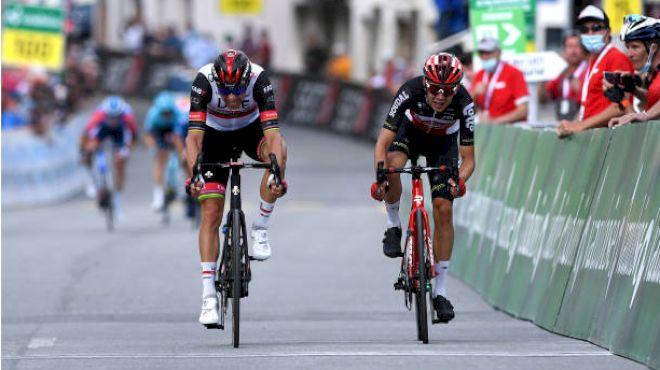 Kron Takes Tour De Suisse Stage After Rui Costa Is Relegated