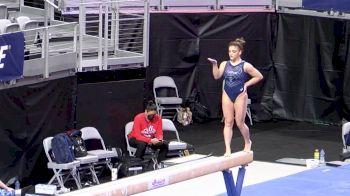 Laurie Hernanadez Beam Podium Training - 2021 US Championships