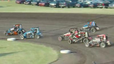 Heat Races | USAC Indiana Midget Week at Gas City I-69 Speedway