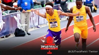 Terrance Laird Incredible Finish To Win NCAA 100m Championship