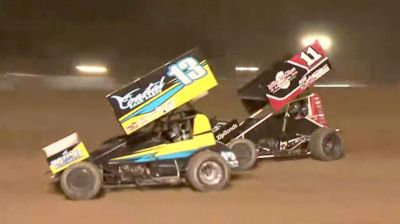 Justin Peck and Ian Madsen Tangle for the Lead at Attica