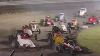 Feature Replay | Non-Wing Sprints at Gas City I-69 Speedway