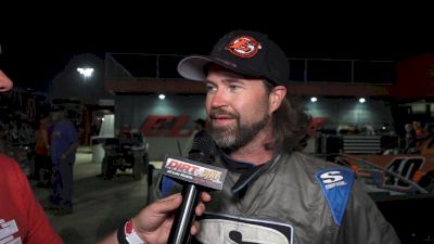 Reactions From Satterlee & The Rest Of The Top Five Friday At Eldora
