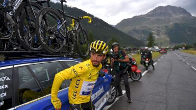 The 2021 Tour de France Returns To Tignes, Where A Flying Colombian And Freak Landslide Took The Yellow Jersey From Julian Alaphilippe