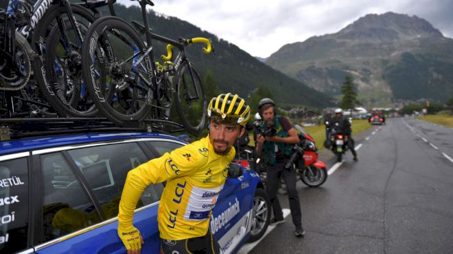 Tignes Chaos Ended Alaphilippe's Lead, Returns In 2021 Tour