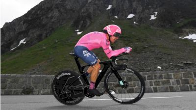 Urán In Swiss Reckoning After High Stakes Time-Trial Win