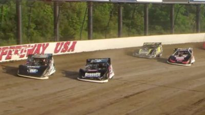 Heat Races | 26th Dirt Late Model Dream at Eldora