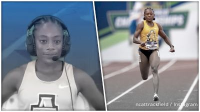 N. Carolina A&T's Cambrea Sturgis Shocks The World With Her 100m:200m Double