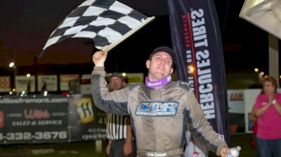 Cole Duncan Scores All Star Victory At Fremont With Last Lap Pass