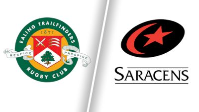 How to Watch: 2021 Ealing Trailfinders vs Saracens