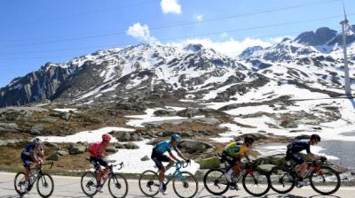 Replay: 2021 Tour de Suisse Stage 8