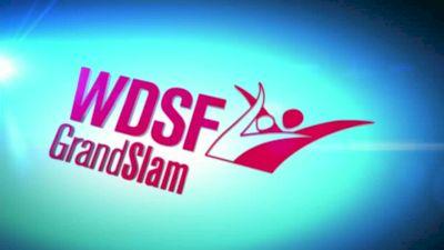 Event Replay: 2018 WDSF GrandSlam Taipei City, Latin, Part 2