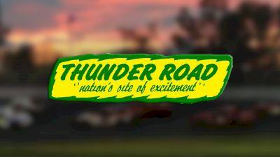 Full Replay | Weekly Racing at Thunder Road 9/10/21