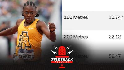 Are Cambrea Sturgis' Olympic Chances Best In 100m Or 200m?