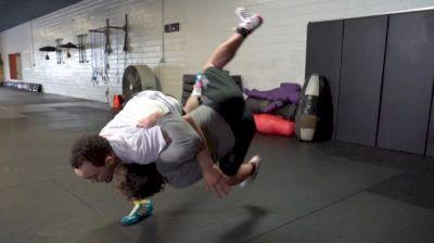 Jordan Oliver - Whizzer Kick