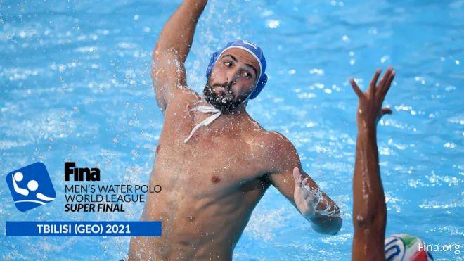 2021 FINA Men's Water Polo World League Super Final