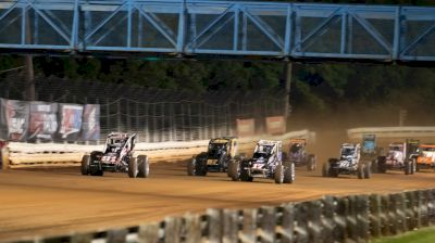 The Grove Marks USAC Silver Crown Dirt Debut
