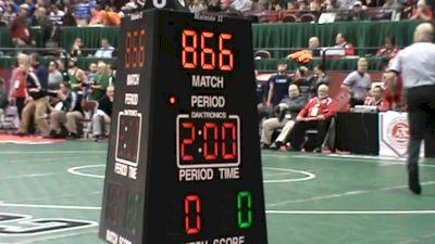 120 s, Graham Shore, Miami East vs Clay Eagle, Crestview