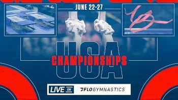 2021 USA Gymnastics Championships Streaming Info