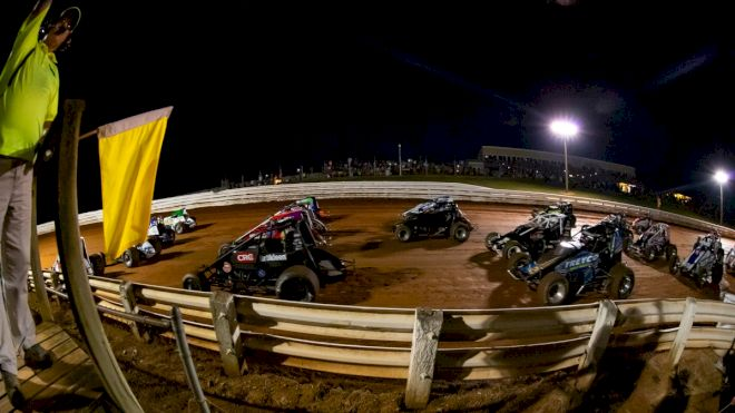 50 Years Later: USAC Sprints Back at Selinsgrove