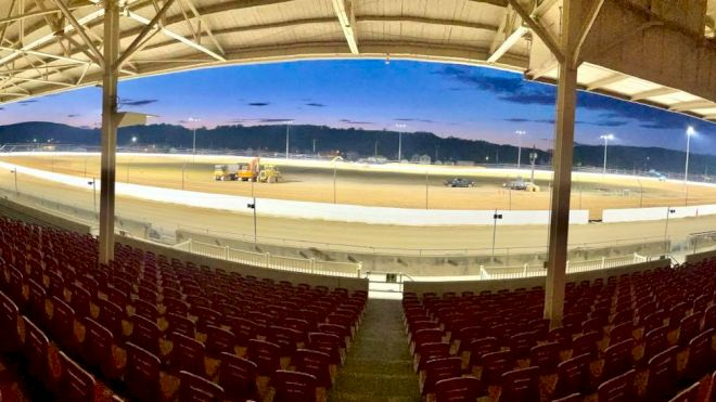 New Bloomsburg Opens With USAC Eastern Storm