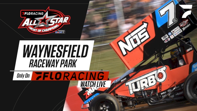picture of 2021 All Star Circuit of Champions at Waynesfield Raceway Park
