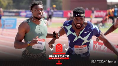Epic Clash On Tap In 200m | Olympic Trials 200m Preview