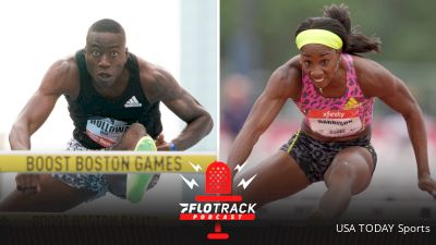 Will Holloway And Harrison Back Up Their Role As High Hurdle Favorites? | Olympic Trials High Hurdles Preview