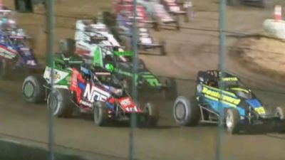 Feature Replay | USAC Eastern Storm at Bridgeport