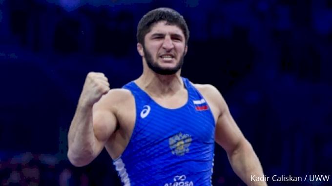 picture of Abdulrashid Sadulaev