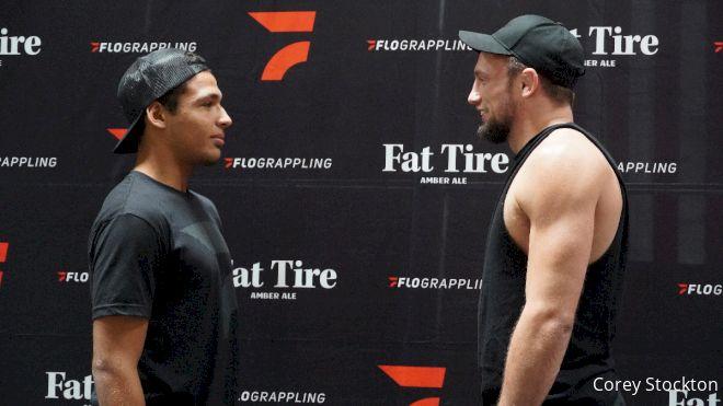 Official Weigh-In Results & Photos | WNO: Craig Jones vs Tye Ruotolo