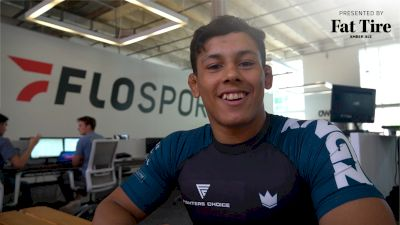 Mica Galvao Wants To Push Himself Even Harder In Match With Taza