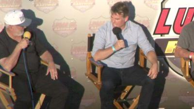 Thursday Night Thunder Homecoming Panel with Jeff Gordon