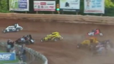 Heat Races | USAC Eastern Storm at Selinsgrove