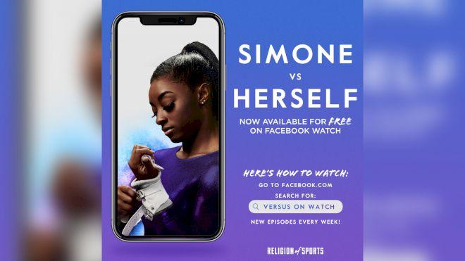 Simone vs Herself Episode 4 Highlights Mental Health