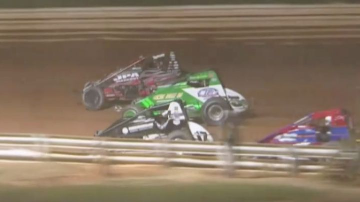 Feature Replay   USAC East Coast Sprints at Selinsgrove