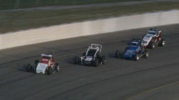 Highlights: Champion Midgets At Lucas Oil Raceway