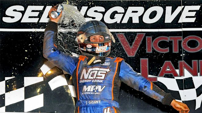 Grant Grabs Selinsgrove's USAC Eastern Storm