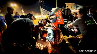Sights & Sounds From USAC Eastern Storm At Selinsgrove