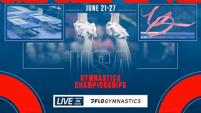 picture of 2021 USA Gymnastics Championships