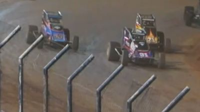 Highlights | USAC Silver Crown at Williams Grove