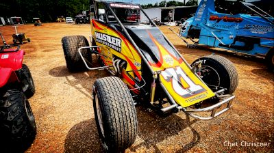 Check Out Some Gorgeous USAC Silver Crown Cars
