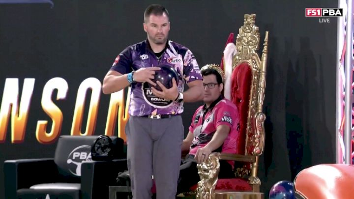 Full Replay: 2021 PBA King of the Lanes Show 1