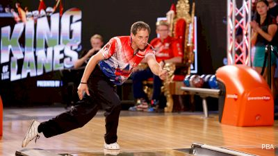 Parker Bohn III Reigns After Day 1 At 2021 PBA King Of The Lanes