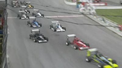 Feature Replay   Supermodifieds at Oswego Speedway
